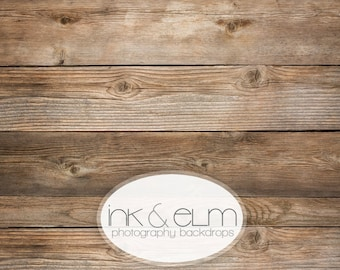 """Vinyl Backdrop 5ft x 5ft, Vinyl Wood Photography Backdrop or Floordrop, Old wood backdrop, photo booth background prop, """"Potato Farmer"""""""