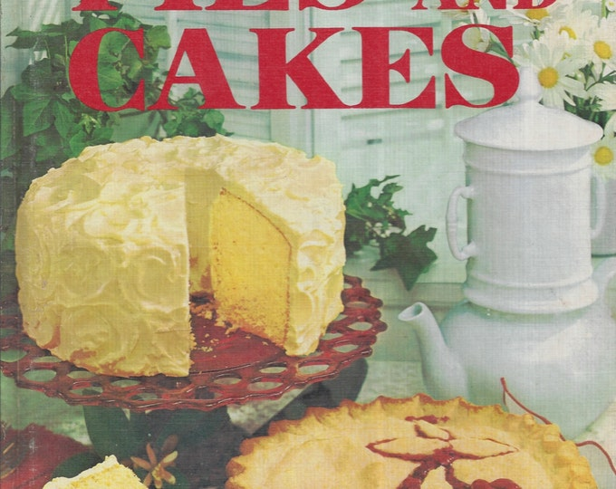 Better Homes and Gardens: Pies and Cakes Cook Book (Hardcover)