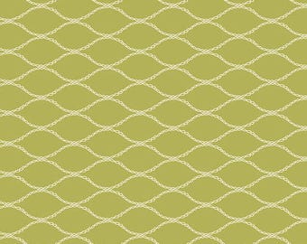 Saguaro Crest Olive from Sage - Bari J. for Art Gallery Fabric - 1/2 yard