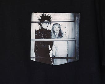 Edward Scissorhands - Pocket T-Shirt