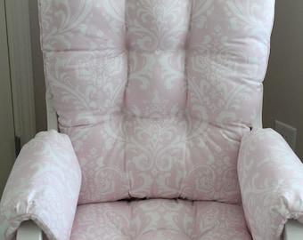 Chair Cushions/ Glider Cushions/ Rocker Cushions/ Rocking Chair Cushions/  Glider Replacement Cushions