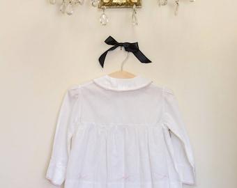 Vintage Girls Dress P0873