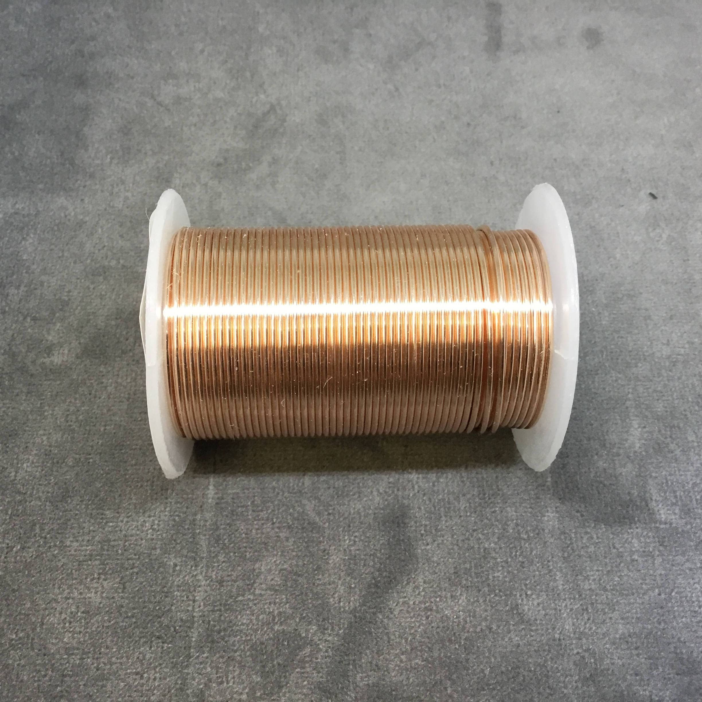 FULL SPOOL - 18 Gauge Beadsmith Brand Tarnish Resistant Rose Gold ...