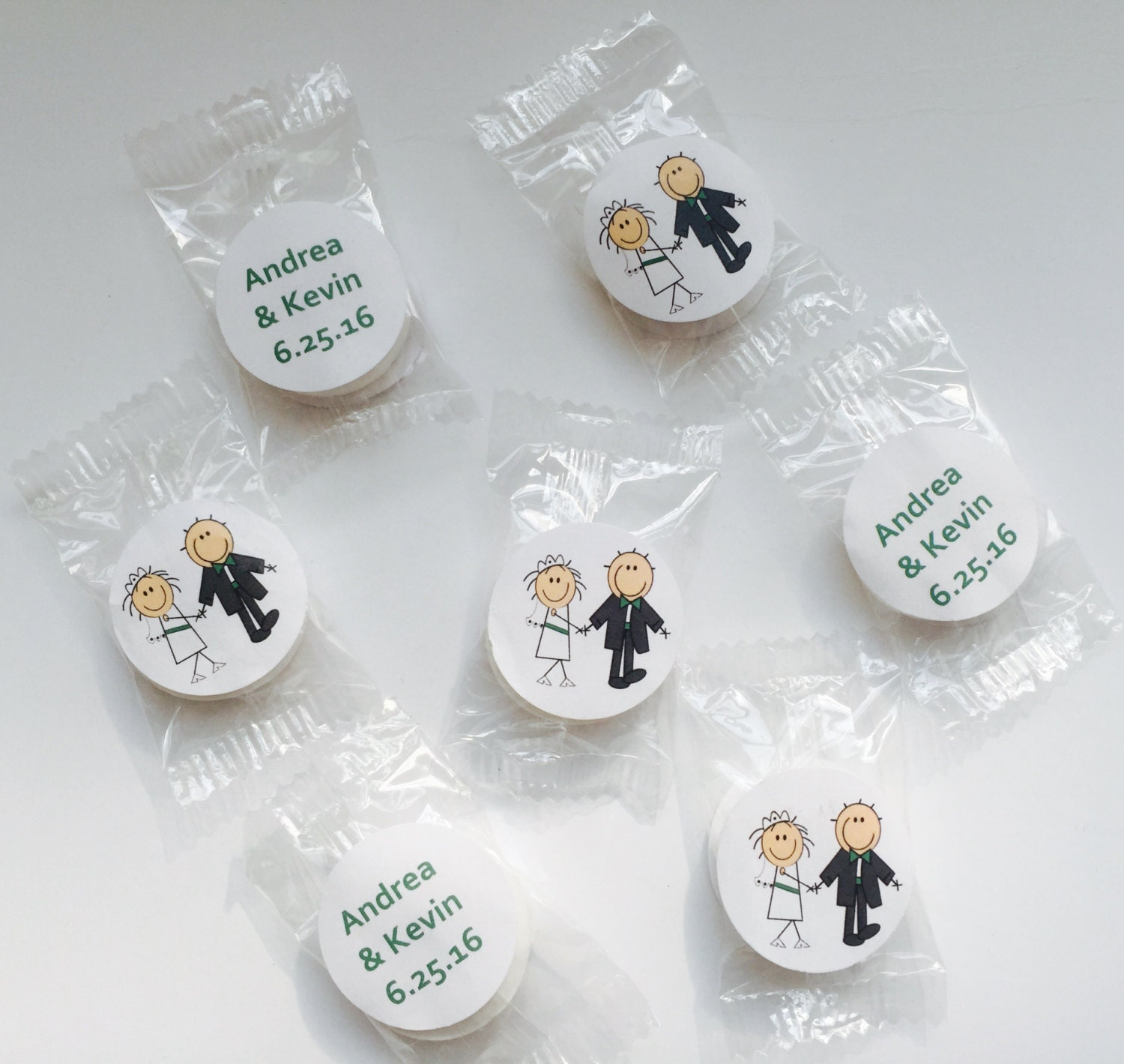 Mint to be wedding favor, Wedding mints, STICKERS ONLY, personalized ...