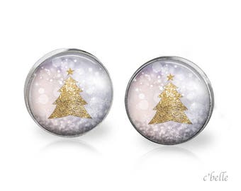 Christmas Earrings Winter-14