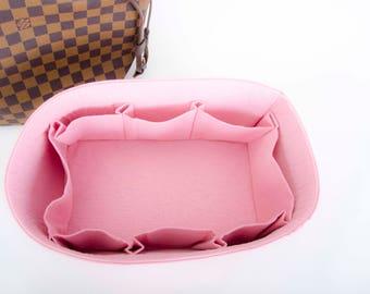 Bag insert organizer for MANSUR Gavriel bags, purse insert with inside pockets , EXPRESS shipping