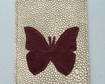 Butterfly phone sleeve
