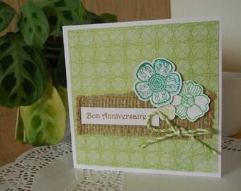 Single card - happy birthday - 10015