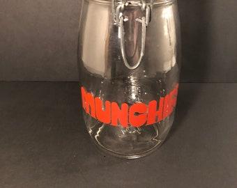70's Retro Munchies Jar 1 1/2 Liter