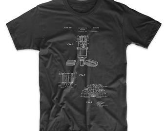 RCA Ribbon Microphone Patent T Shirt, Recording Studio, Singer Gift, Music Shirt, Jazz Shirt, PP0249