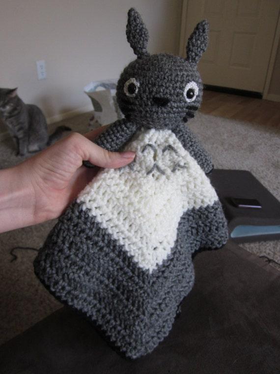 Totoro lovey crochet pattern download dt1010fo
