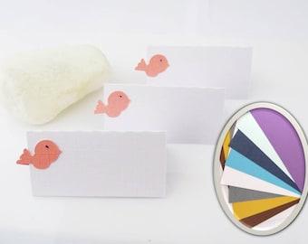 color choices. Mark up bird