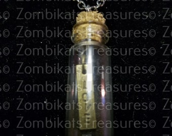 Message in the Bottle Necklace