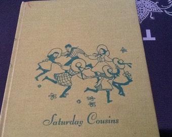 Saturday Cousins by Rebecca Caudill
