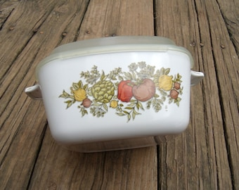 Small Baking Dish with Storage Lid