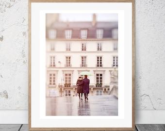 Paris, Wall Art, Photography, Digital Download, Architecture, Digital Print, Art & Collectibles, Romance, Paris Apartment, Je t'aime
