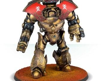 warhammer TELEMON HEAVY DREADNOUGHT wargames
