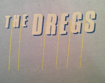 1988 The Dregs Concert T-shirt