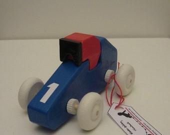RACE CAR ONE