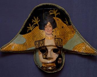 Buonaparte Klimt Mask
