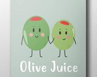 Olives in Love