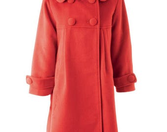 Garance Children's Coat (K47: 98)