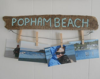 Custom Beach Sign!