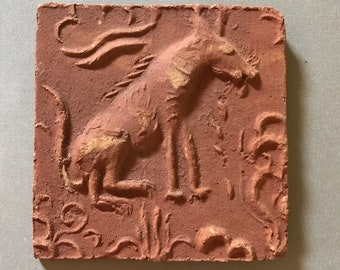 Vintage Terracotta Tile