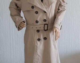 Vintage Classic Trench Coat