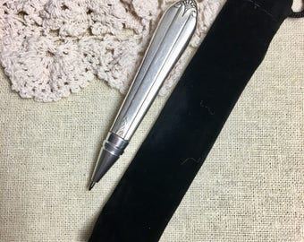 1939 Silverware Pen