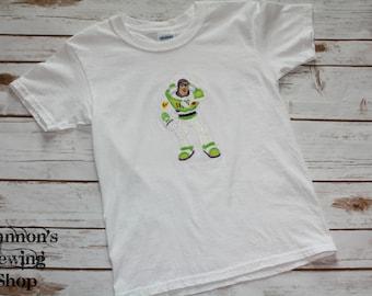 """Toy Story """"Buzz"""" Shirt, You Story Birthday, Buzz Birthday"""