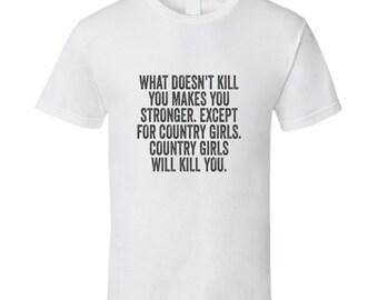 Country Girls Tshirt