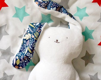 Easter Bunny plush, Easter Bunny toy, handmade rabbit toy, Easter bunny rabbit-stuffed animal, Baby body pillow, Easter gifts for kids, m
