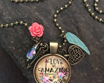 Love So Amazing-Cabochon
