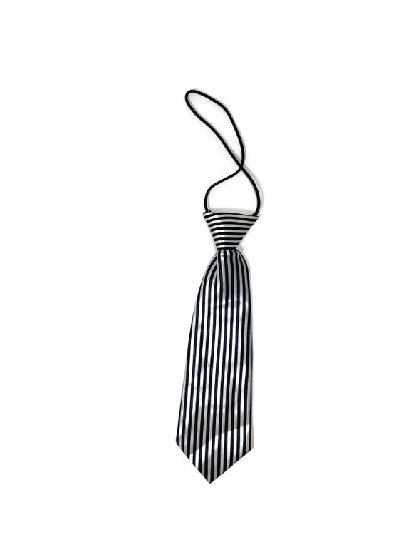 Dog Neck Tie || Neck Tie || Dog Tie || formal Dog Costume || Striped Blue Tie