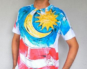 Malaysian Flag Tshirt (Limited Edition)