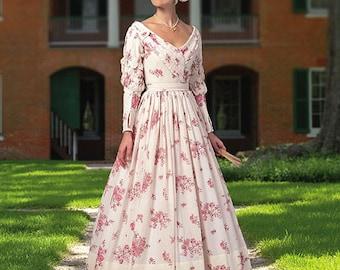 Butterick  Pattern 5832- Civil War Dress-Costume Dress Size 6-14