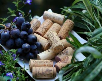 10 Weinkorken verwendet - basteln, Upcycling-Zubehör, Pinnwand machen, DIY-Pinnwand, machen Ihre eigenen Pinnwand, Inneneinrichtungen