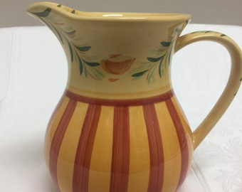 Southern Living at Home Gail Pittman  Sienna 48 oz Pitcher