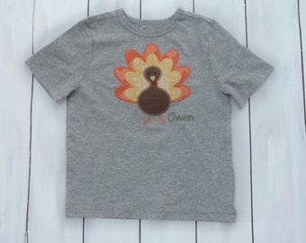 Boys Thanksgiving Shirt- Thanksgiving Shirt - Boys Thanksgiving Outfit - Toddler Boys Thanksgiving Outfit - Thanksgiving Shirt -Turkey