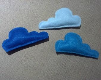 Plush Cloud Magnet