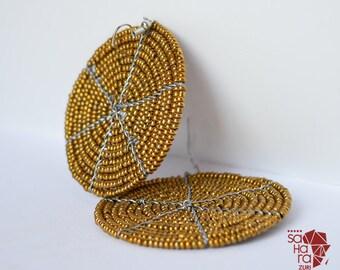 African Earrings – Ethnic Earrings – Women's Earrings – Boho earrings –African Jewelry – Tribal Earrings – Gift for Women