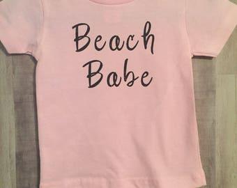 Beach Babe T shirt