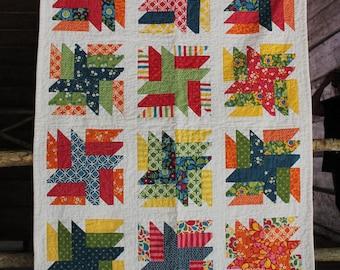 Sawtooth pattern
