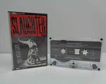 Slaughter the Wild Life Cassette