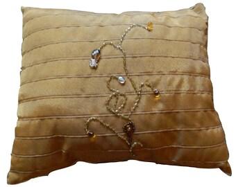 Golden Pillow