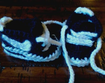 Nike Shoes/ Baby Gift/ Baby Boy Gift/ Baby Shoes Girl/ Baby Shoes Boy/ Baby Nike/ Crochet Nike/ Crochet Baby Booties/ Crochet Baby Shoes