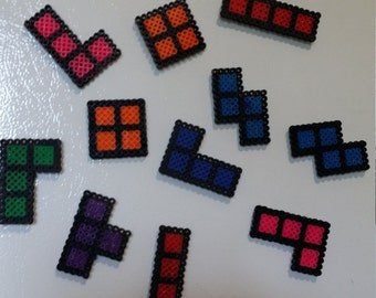 Tetris magnets small