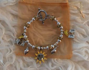 Summertime Sunshine Bracelet