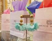 Flower Power Earrings by ...